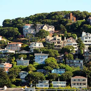 Homes in Sausalito, CA